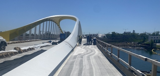 Commercial painting and sandblasting