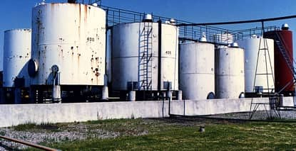 Does your tank farm look like this?