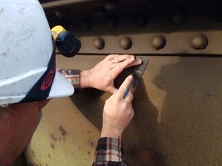 Our highly trained NACE Level 3 Coating Inspectors will ensure your project is done right!